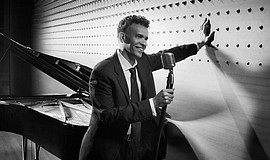 Promotional photo of Brian Stokes Mitchell.