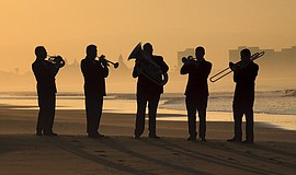 Promotional photo of Westwind Brass.