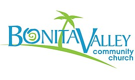 Bonita Valley Community Church logo.