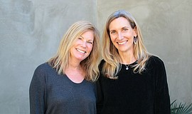 Promotional photo of Dr. Dianne Sterling and Gretchen Donovan, MYT instructors.