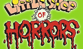 "A promotional graphic for ""Little Shop of Horrors,"" courtesy of Junior Theatre."