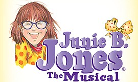 Promotional photo for June B. Jones, The Musical. Courtesy of San Diego Junio...