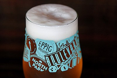 Promotional photo of 2017 beer week mug. Courtesy of The Boulevard.