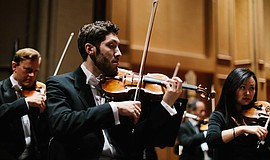 Promotional photo courtesy of the San Diego Symphony.