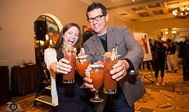 Promotional photo from San Diego Magazine's Brunch Bash. Photo by: E3 Photogr...