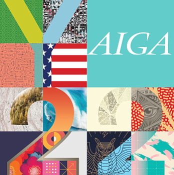 Above: Promotional graphic for the 22nd Annual AIGA San Diego Y Design ...