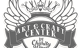 Charity Wings Art Center logo.