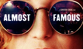 "Film poster for ""Almost Famous,"" starring Kate Hudson."