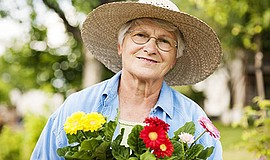 Promotional photo of ActivCare resident. Courtesy of ActivCare - Residential ...