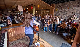 A crowd shot from last year's Adams Avenue Unplugged. Courtesy of the Adams A...