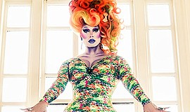 Promotional photo of Alexis Michelle. Courtesy of Martinis Above Fourth.