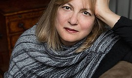 Promotional photo of Alice Hoffman. Courtesy of Deborah Feingold.