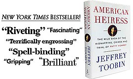 Photo of the book for October. Courtesy of Jeffrey Toobin.