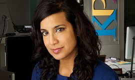 Photo of KPBS Reporter Amita Sharma