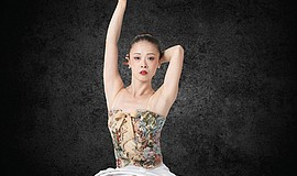 "A promotional photo for San Diego Ballet's ""The Artificial Woman."""