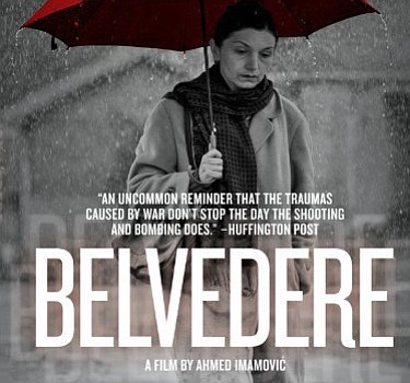 "Promotional film poster for ""Belvedere,"" a film by Ahmed Imamovic."
