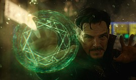 "Benedict Cumberbatch in ""Doctor Strange"" (2016)."