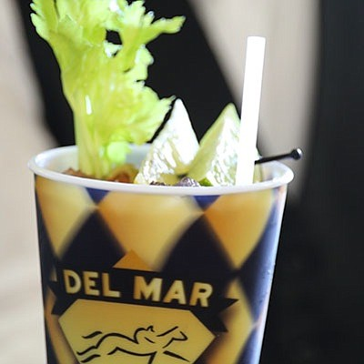 Promotional photo for Taste of the Turf Club. Courtesy of Del Mar Racing.