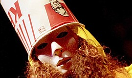 Promotional photo of Buckethead. Courtesy of Buckethead.
