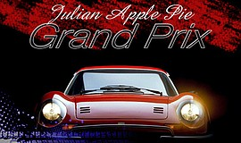 Promotional photo for the Julian Apple Pie Grand Prix. Courtesy of the Julian...