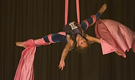 Free Circus Show including juggling, unicycles, and more!