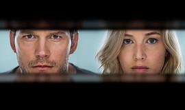 "Chris Pratt and Jennifer Lawrence in ""Passengers"" (2016)."