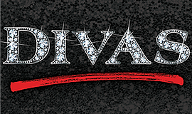 An promotional poster for the Divas concert, courtesy of Gay Men's Chorus.