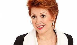 Promotional photo of Donna Mckechnie. Courtesy of Martinis Above Fourth | Tab...
