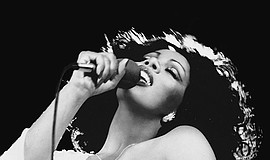 "A photo of Donna Summer by Francesco Scavullo. La Jolla Playhouse's ""Summer: ..."