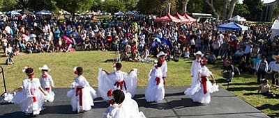 Promotional photo of the Escondido Tamale Festival. Court...