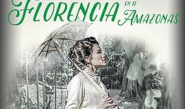 Promo graphic for San Diego Opera Presents 'Florencia E...
