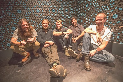 Promotional photo courtesy of Greensky Bluegrass.