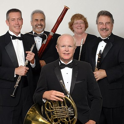 Promotional photo courtesy of the Grossmont Symphony Wood...