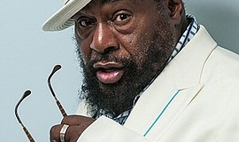 Promotional photo of George Clinton. Courtesy of George Clinton.