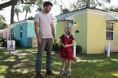 """Film still from """"Gifted."""" Courtesy of Fox Searchlight Pictures."""