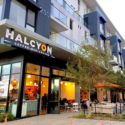 Promotional photo of exterior. Courtesy of Halcyon North City.