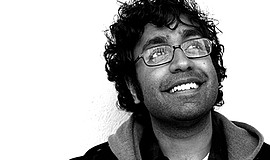 Promotional photo of Hari Kondabolu. Courtesy of Hari Kondabolu.