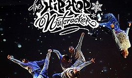 A promotional poster for Hip Hop Nutcracker, courtesy of San Diego Theatres.