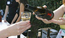 Home Start's Annual Hallo-Wine Fall Festival Held in October in Recognition o...