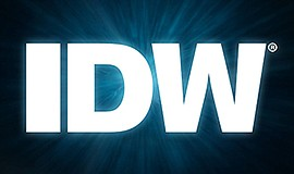 Graphic logo for IDW Publishing