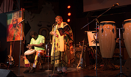 Promotional photo courtesy of the WorldBeat Cultural Center.
