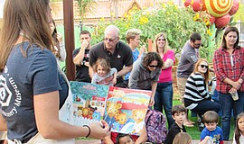 "Promotional photo for the KPBS Kids Workshop featuring ""Daniel Tiger's Neighb..."
