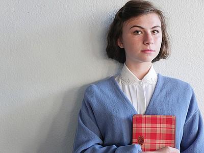 """A promotional photo for """"The Diary of Anne Frank,"""" courtesy of Moxie."""