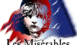 "A graphic for the school edition of ""Les Miserables."""