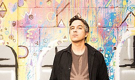 Promotional photo of M. Ward. Courtesy of M. Ward.