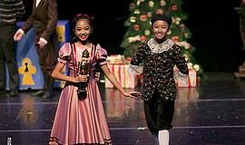 "A photo from Scripps Performing Arts' ""The Nutcracker,"" by Miah Nwosu."