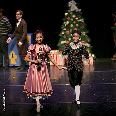 "A photo from Scripps Performing Arts' ""The Nutcracker,"" b..."