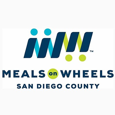 Promotional graphic for Meals on Wheels. Courtesy of Meal...