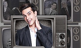 Promotional graphic of Michael Carbonaro. Courtesy of Michael Carbonaro