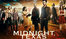 Promotional graphic for Midnight Texas. Courtesy of NBC.